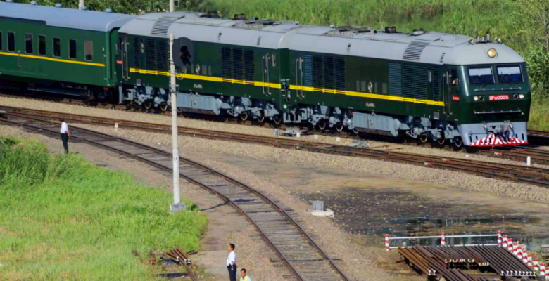 Mysterious North Korean Train Sparks Talks of Secretive Movements by Kim