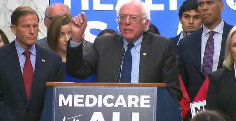 What Does Bernie's Medicare For All Bill Mean?