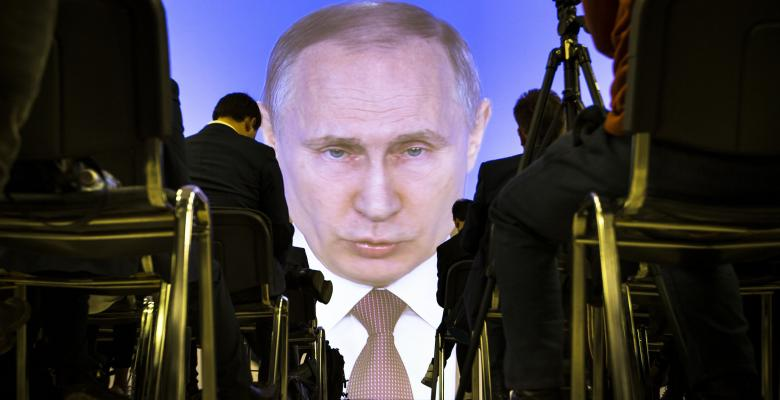 Putin Issues Overt Threat To America In SOTN Address