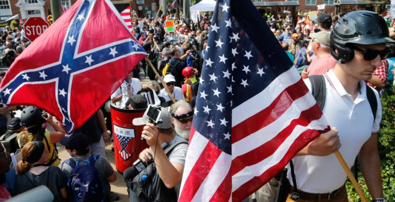 Blame The Media For Charlottesville