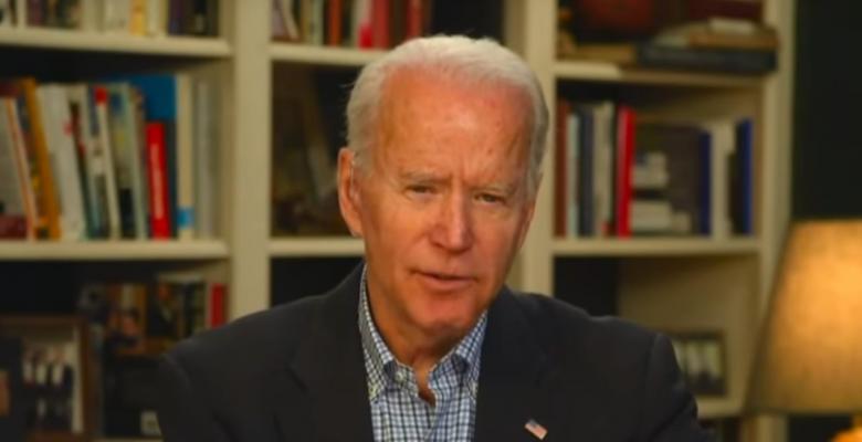 "Joe Biden: If Women ""Believe Tara Reade, They Probably Shouldn't Vote For Me"""