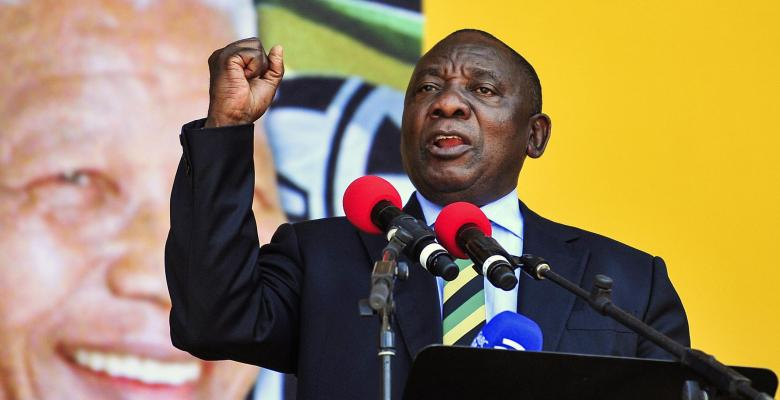 S. Africa's New Pres. Plans To Confiscate Farms From Whites