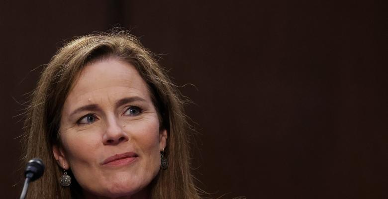 Republicans Should Be Feeling Pretty Darn Good About Amy Coney Barrett Right Now