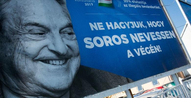 George Soros' Home Country Launches 'Stop Soros' Campaign