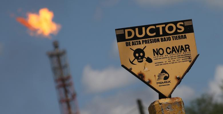 As Cartels Target Oil, Fragile Mexico Faces Dire Strait