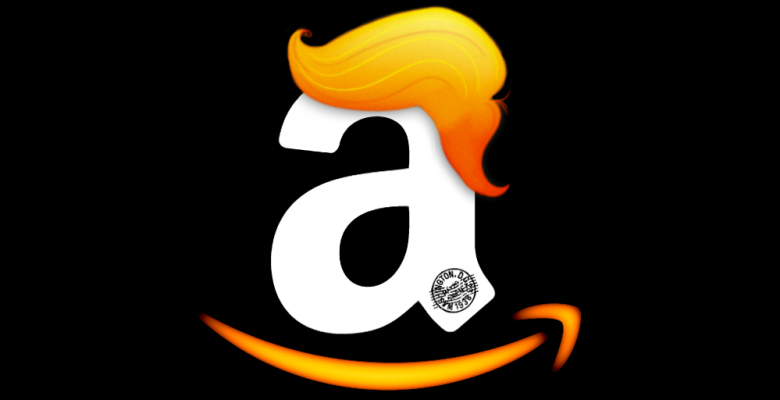 Trump's War With Amazon: Valid Points Mixed With Blatant Hypocrisy