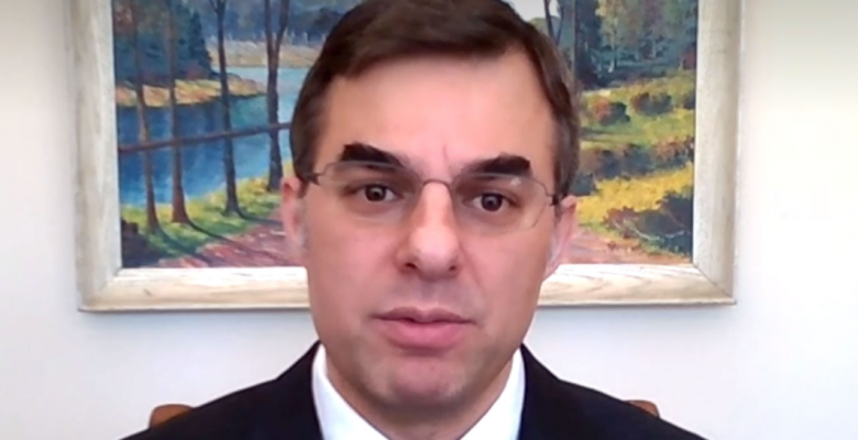 Justin Amash Abandons Libertarian Presidential Bid Weeks After Announcing Run