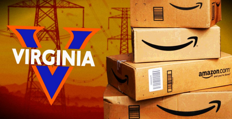 Virginia Saddles Residents With $172 Million Worth Of Amazon's Electric Bills