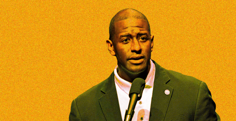 Andrew Gillum Leaving Politics and Going to Rehab After Meth-Related Incident