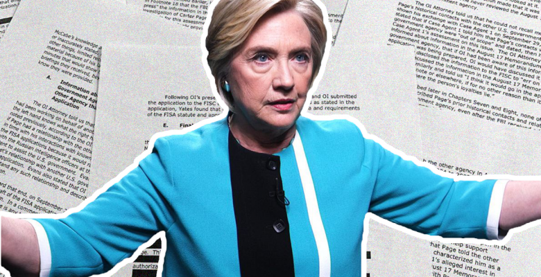 "DOJ IG Report Refutes Trump's FBI ""Bias"" Allegations But Finds Anti-Clinton Bias Among FBI Agents"