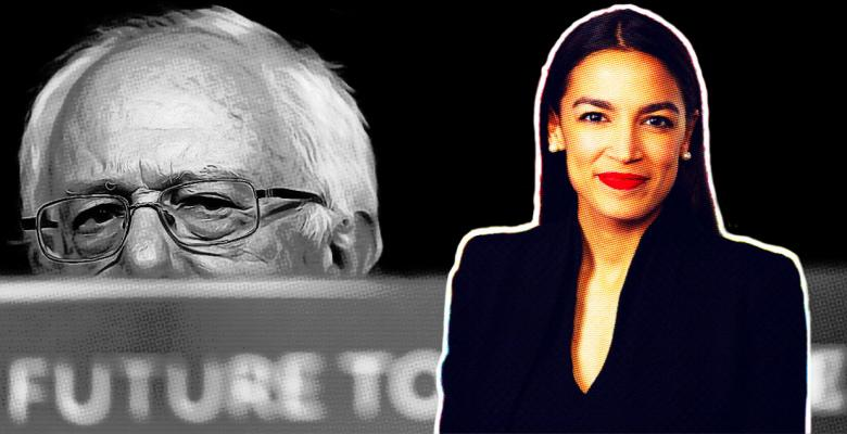 "AOC ""Breaks"" From Bernie Sanders: Why Leftists Should Do the Same"