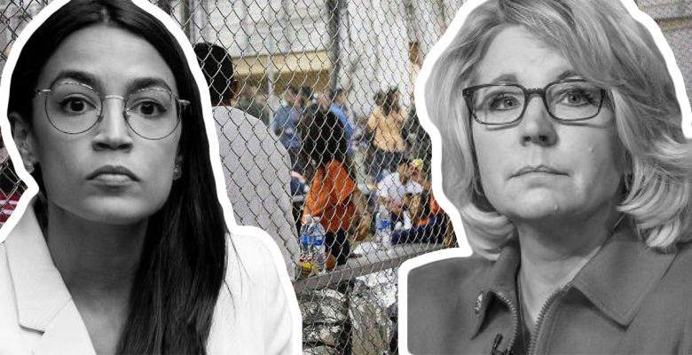 Conservatives Go After AOC For Comparing Border Detention to 'Concentration Camps'