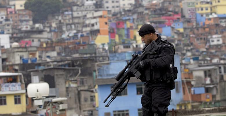 Crime-Ridden Brazil is Hemorrhaging its Elites, Who Can't Escape Blame