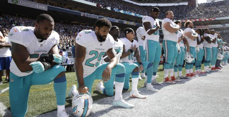 NFL Players Need To Stand For The National Anthem