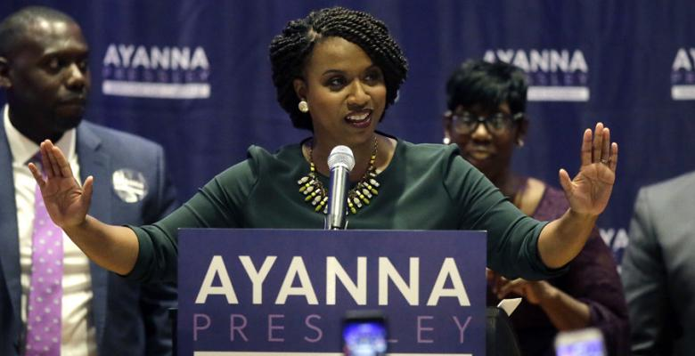 Ayanna Pressley Wins Landslide Primary Upset In Massachusettes