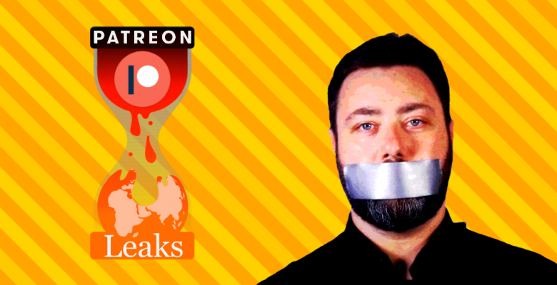 "Leaked Patreon Conversation Reveals How ""Subjective"" Hate-Speech is Actually Censored"