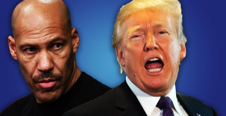 Should LaVar Ball Show Trump Some Appreciation?