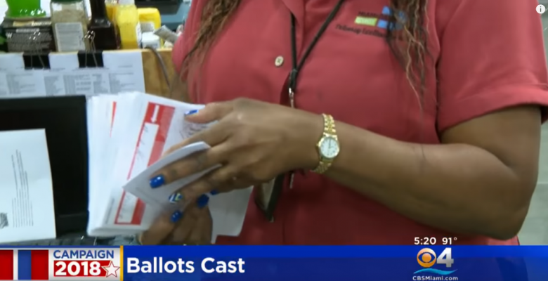 Thousands of Mailed Ballots Not Counted in Tight Florida Elections