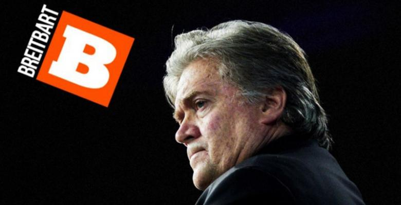 Fired And Furious: Steve Bannon Forced Out Of Breitbart News