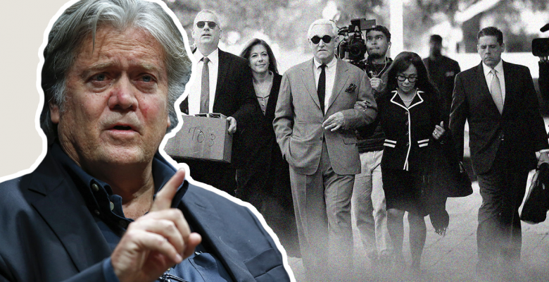 Steve Bannon to Testify Against Roger Stone at Trial