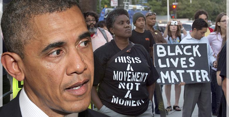 Asleep at the Wheel. The Real Reason Obama and the Left Does Nothing Over Black Lives Matter