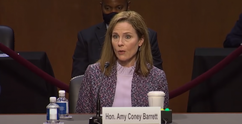 Key Moments From Amy Coney Barrett's Supreme Court Confirmation Hearing
