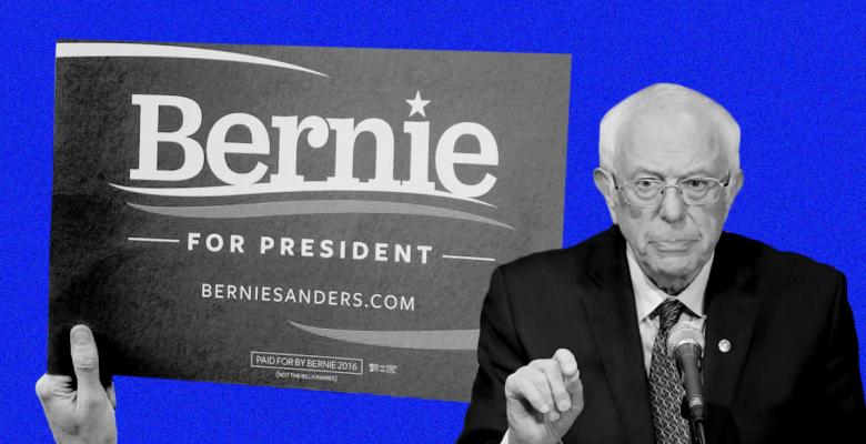 "Bernie Sanders Vows to Fight On Despite Losing ""Electability"" Debate to Biden"