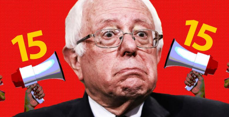 The Sanders Campaign Has Stopped Under-Paying Campaign Staff. That's Not Really the Point Though.