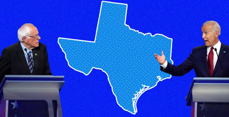 Bernie Sanders Surges Ahead of Joe Biden in Texas as Mike Bloomberg Takes Florida Lead