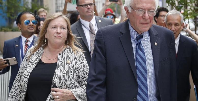 Will The Jane Sanders Scandal Hurt Bernie's 2020 Chances?