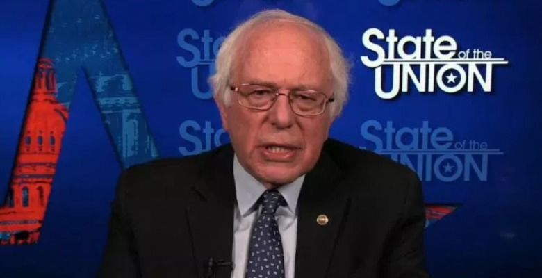 Bernie: 'White Folks' Who Aren't 'Necessarily Racist' Felt 'Uncomfortable' Backing Black Candidates
