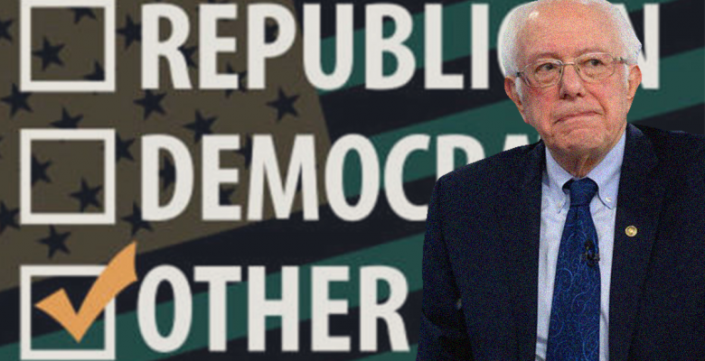 Sanders Will Not Go Rogue If He Fails To Win The Nomination