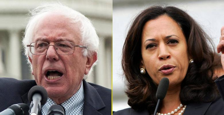 Is Kamala Harris Trying To be The Next Bernie Sanders?