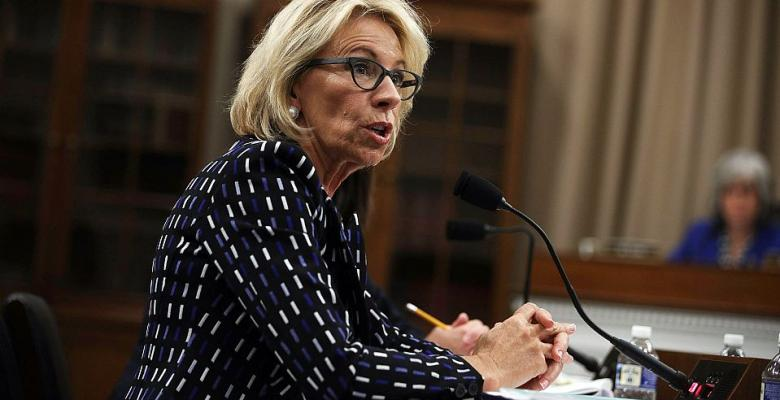 Universities Defying DeVos' Order for Sex Assault Reform