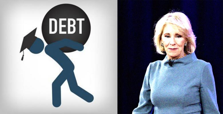 Betsy DeVos Debt