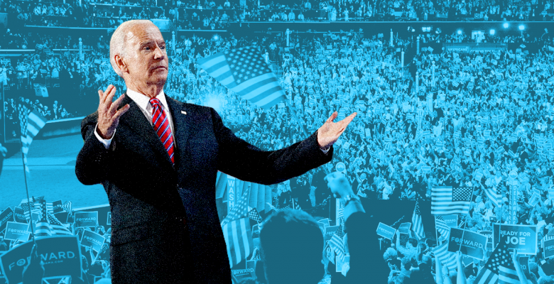 Biden Raises Doubts About Holding Democratic Convention As Trump Vows Not to Cancel GOP Convention