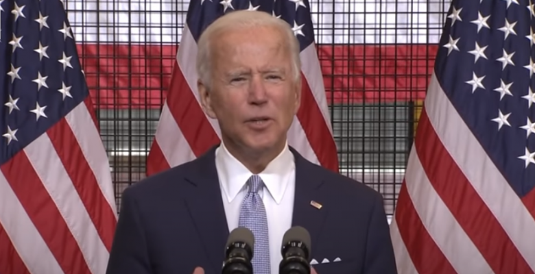 "Joe Biden Condemns Looting, Says Trump Has ""Fomented"" Violence For Years"