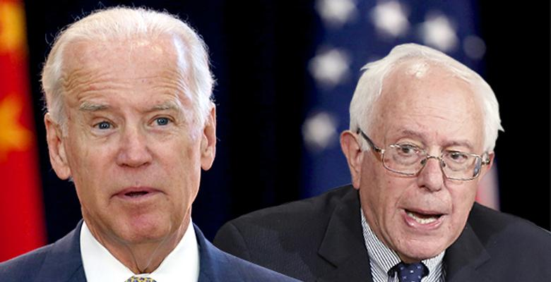 Joe Biden Takes A Shot At Bernie Sanders