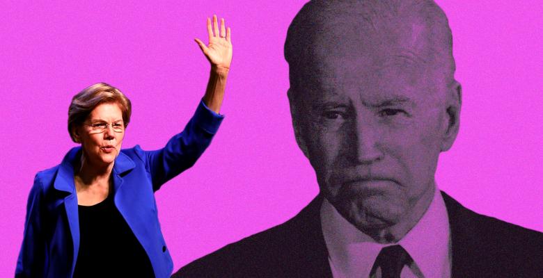 Elizabeth Warren Says She Would Accept Offer to Be Joe Biden's Running Mate