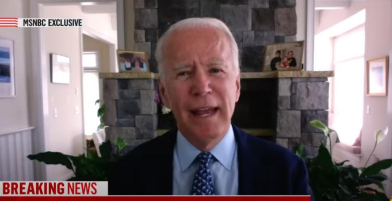 Joe Biden Rejects Nancy Pelosi's Call for Him to Skip Debates Against Trump