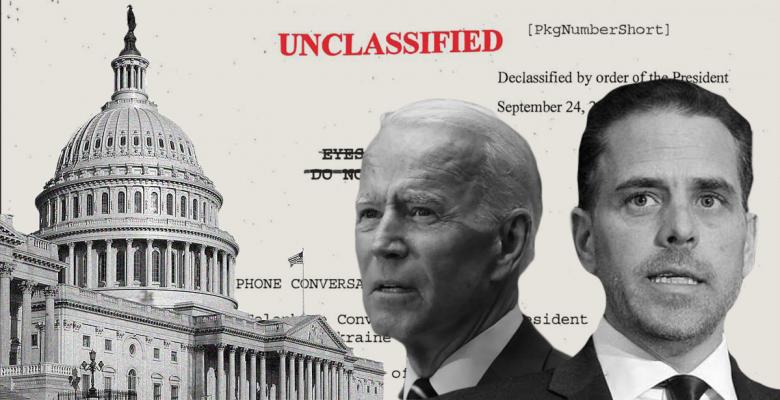 Trump Senate Allies Want to Haul Joe and Hunter Biden Before Impeachment Trial