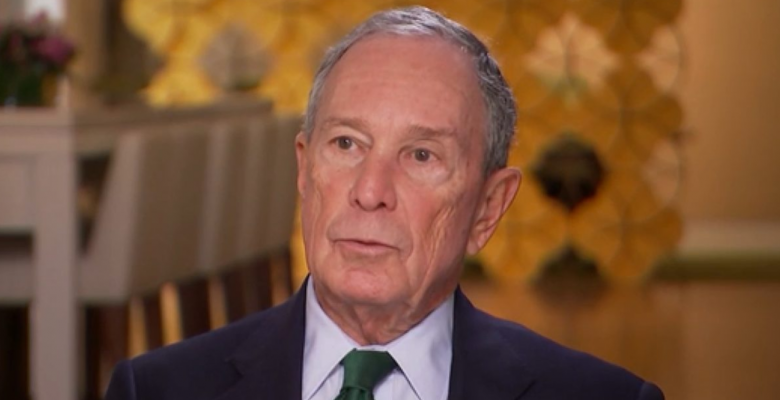 Mike Bloomberg Exploited Women's Prison Labor to Flood California With Campaign Calls