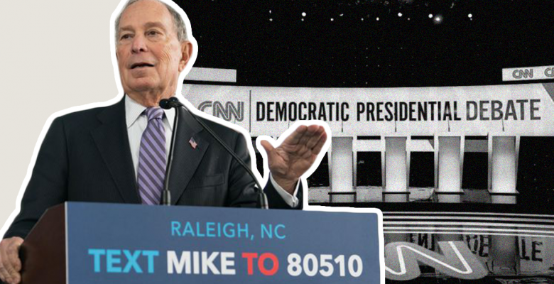 Mike Bloomberg Qualifies for Next Debate As He Surges In Polls Despite Vile Past Comments
