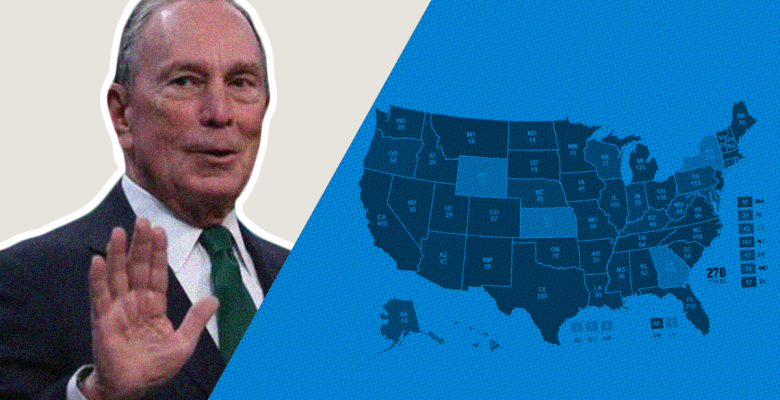 """Mike Bloomberg Slammed as Billionaire """"Buying His Way Into Election"""" After Filing for Dem Primary"""
