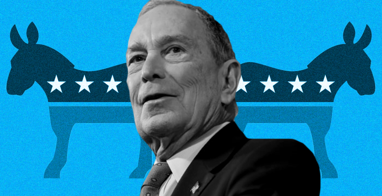 "Mike Bloomberg Already Has ""Whole Operation"" to Stop Bernie Sanders at Contested Convention"
