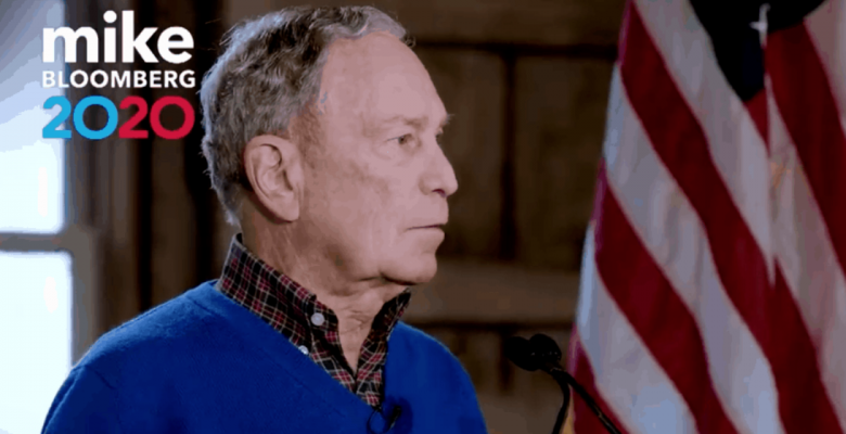 """Democrats Unite -- To Rip Mike Bloomberg For Trying to """"Buy This Election"""" After $417M Ad Binge"""