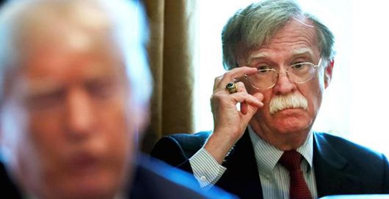 If Bolton Gets His Way, The White House Is About To Get A Lot More Hawkish
