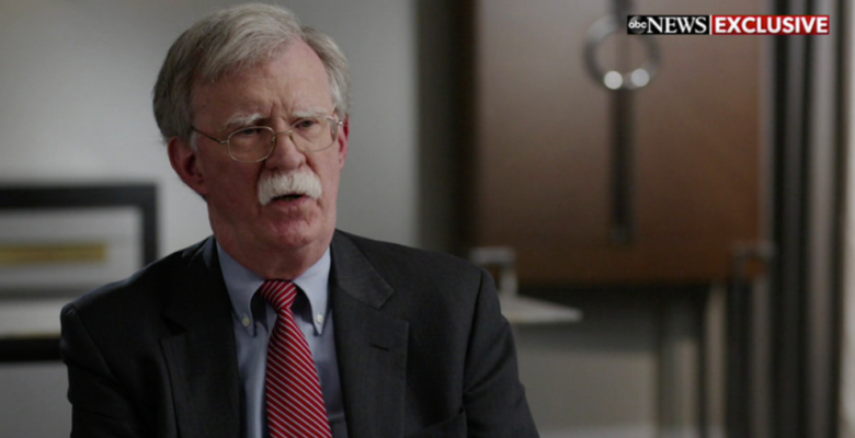 DOJ Seeks Emergency Order to Block Bolton Book. Here Are Some of the Most Inflammatory Claims.