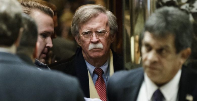 Fire And Fury: Trump Passed On Bolton Because Of Mustache