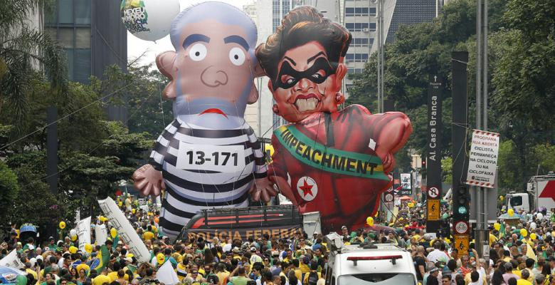 Brazil Attempts Crackdown On Massive Corruption